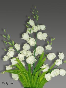 طرح توجیهی تاسیس آموزشگاه ساخت گل های مصنوعی (چینی)