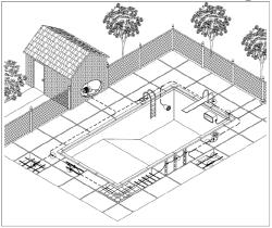 راهنمای طراحی تاسیسات برقی در استخرها